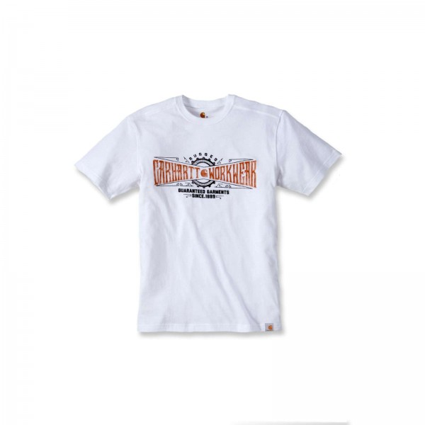 CARHARTT Maddock Graphic Work Crew Short Sleeve T-Shirt