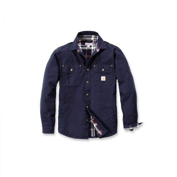 CARHARTT Weathered Canvas Shirt Jacket / Hemd