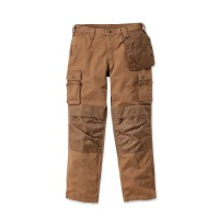 CARHARTT Multi Pocket Ripstop Pant / Hose carhartt brown Weite 28 / Länge 30