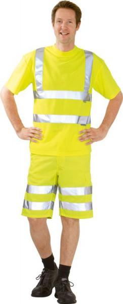 T-Shirt uni PLANAM Warnschutz