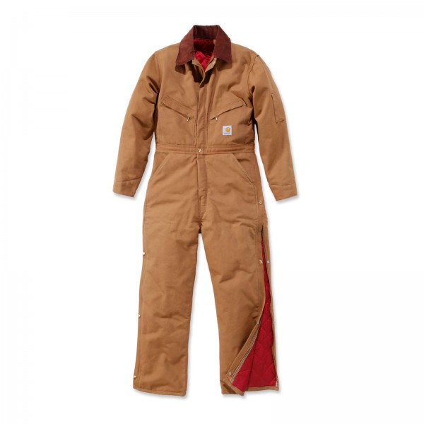 CARHARTT Duck Coverall Quilt Lined / Overall