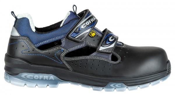 Halbschuhe/Sandale JUNGLE BLACK S1 P ESD SRC COFRA