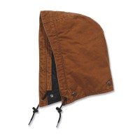 CARHARTT Sandstone Hood Polyester Quilted / Kapuze carhartt brown S-XL