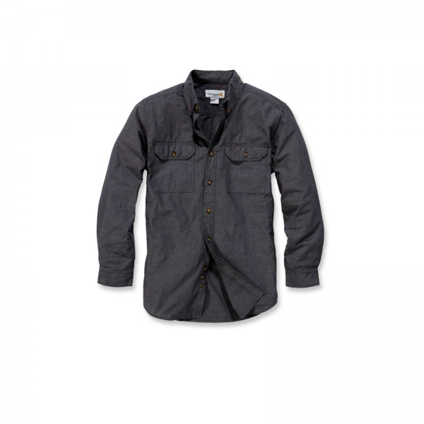 CARHARTT Fort Solid Long Sleeve Shirt / Hemd