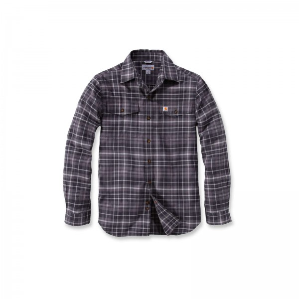 CARHARTT Trumbull Slim Fit Flannel Shirt / Hemd
