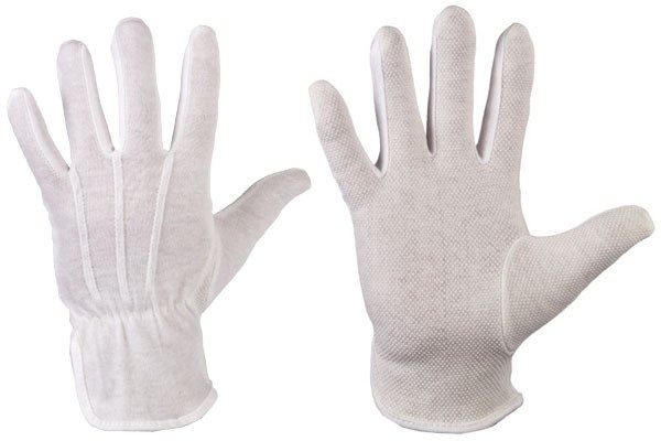 Baumwoll-Handschuhe Bravour