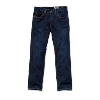 CARHARTT Straight Fit Straight Leg Jeans / Hose
