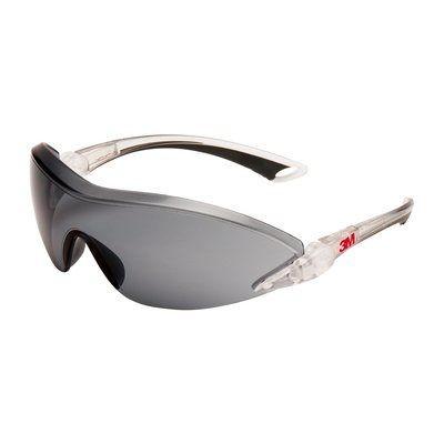 3M™ 2841 Komfort Schutzbrille grau getönt
