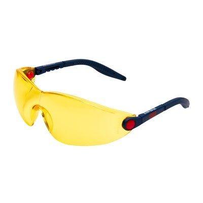 3M™ 2742 Schutzbrille, gelb - Komfort