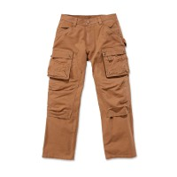 CARHARTT Washed Duck Multi Pocket Tech Pant / Hose carhartt brown Weite 30 / Länge 30