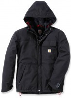 CARHARTT Insulated Shoreline Jacket / Jacke black S