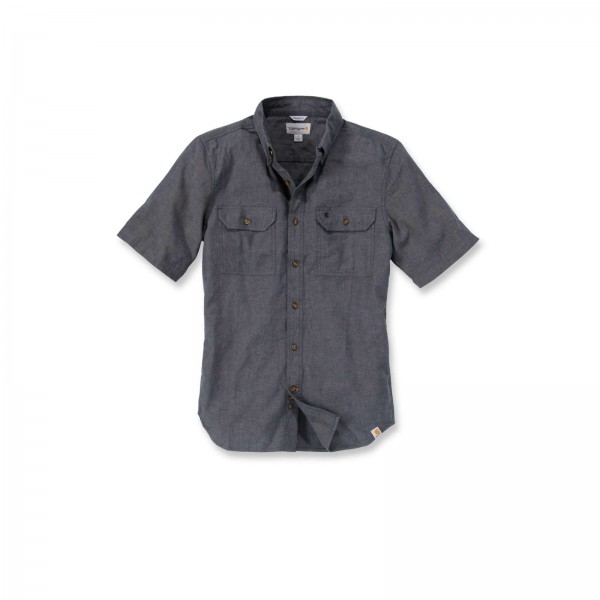 CARHARTT Fort Solid Short Sleeve Shirt / Hemd