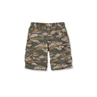 CARHARTT Rugged Cargo Camo Short / Shorts
