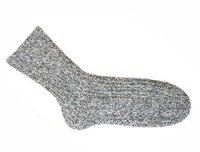 Grobstrick Strümpfe Norweger-Socke 401 LEUCHTFEUER
