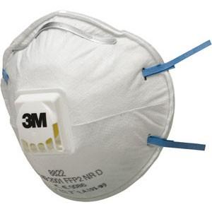 3M™ 8822 Partikelmaske FFP2 mit Ausatemventil