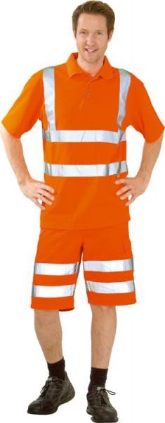 Polo-Shirt uni PLANAM Warnschutz