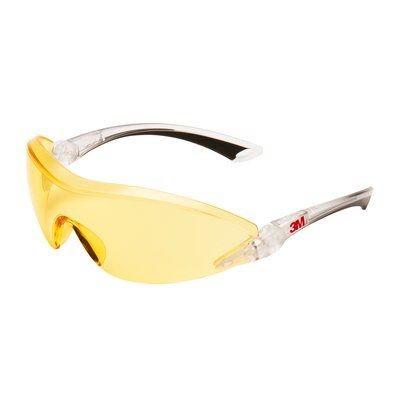 3M™ 2842 Komfort Schutzbrille gelb