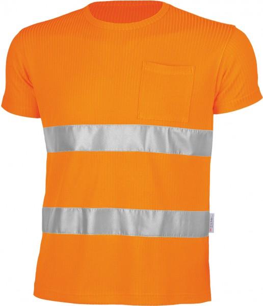 T-Shirt QUALITEX Signal Warnschutz