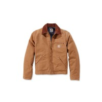 CARHARTT Duck Detroit Jacket / Jacke carhartt brown S