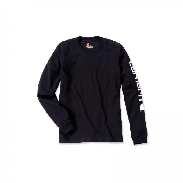 CARHARTT Logo Long Sleeve T-Shirt