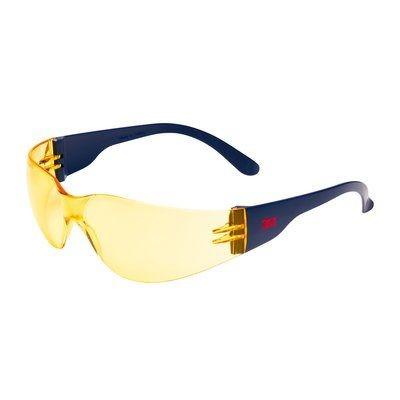 3M™ 2722 Schutzbrille, gelb - Klassik