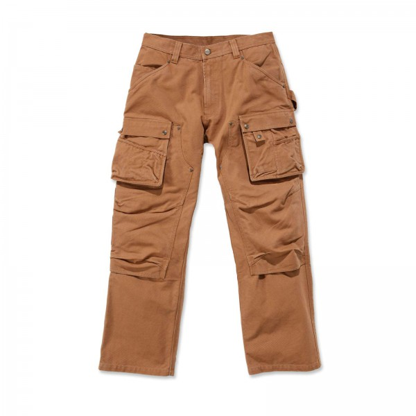 CARHARTT Washed Duck Multi Pocket Tech Pant / Hose