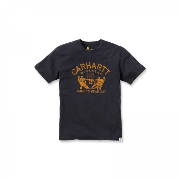 CARHARTT Maddock Graphic Hard To Wear Out Short Sleeve T-Shirt