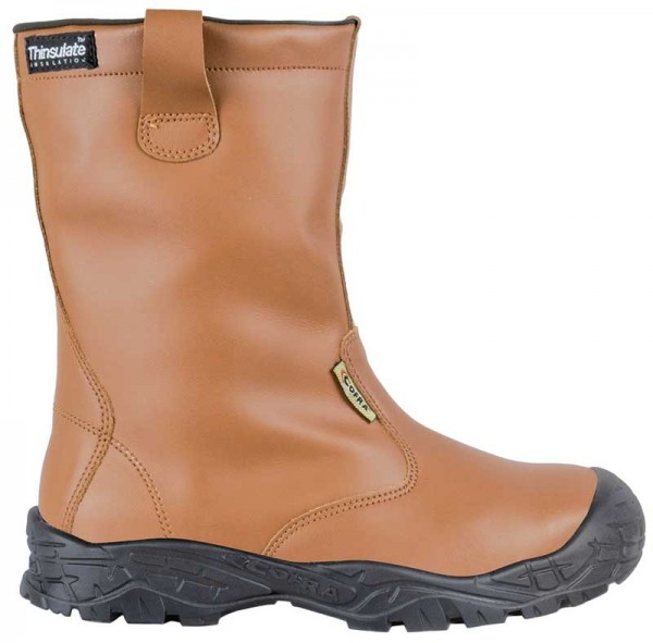 Stiefel CAMBER UK S3 CI SRC COFRA