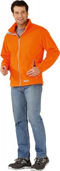 Retro-Fleece Jacke PLANAM Outdoor