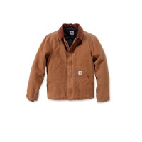CARHARTT Sandstone Traditional Jacket / Jacke carhartt brown S