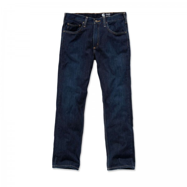 CARHARTT Straight Fit Straight Leg Jeans / Hose