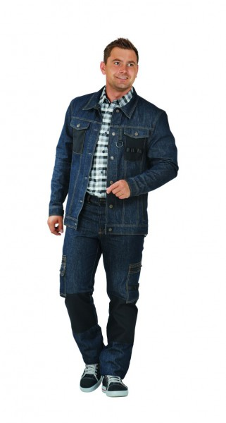 Jacke PLANAM Dark Denim