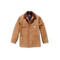 CARHARTT Duck Chore Coat / Jacke carhartt brown S