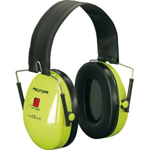 3M™ H52FG Peltor Optime II Gehörschutzkapsel