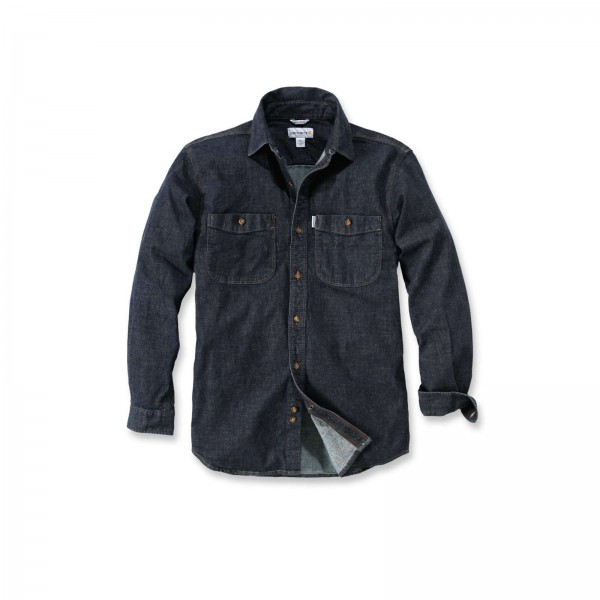 CARHARTT Rugged Flex® Patten Denim Shirt